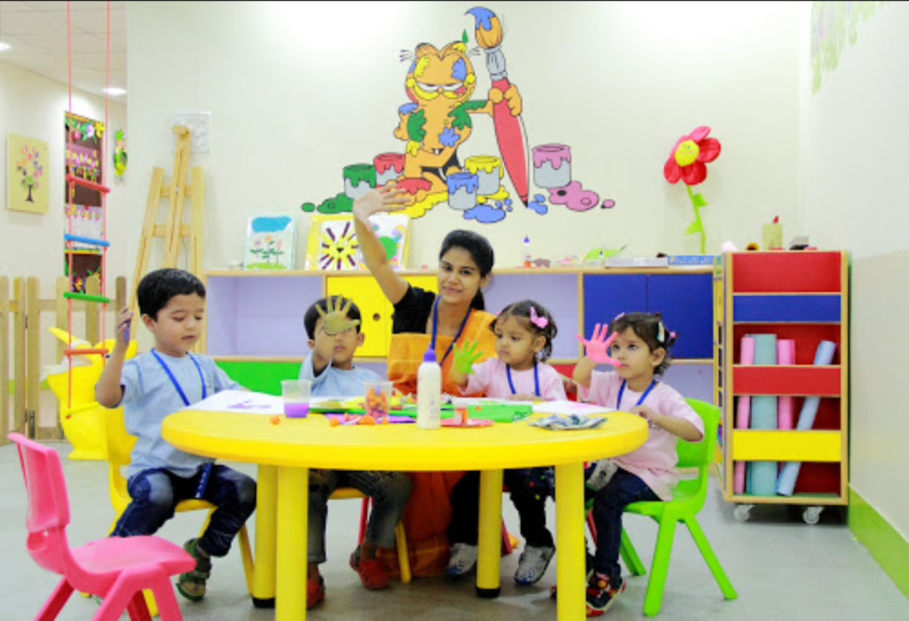 Top 10 Preschools In Delhi